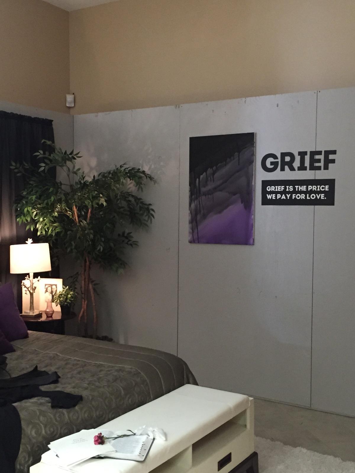 Grief we meetagain…