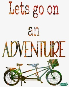 lets go on an adventure free printable artisbeauty
